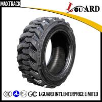 Buy cheap Skid Loader Rubber Tires 10-16.5 12-16.5 from wholesalers
