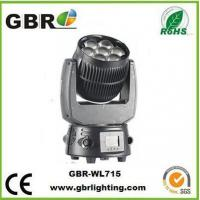 China Stage light equipment  Led Wash Moving Head zoom for Moving Head Disco Light wholesale