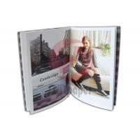 Wholesale Garment /clothing brochure with folded cover colour brochure prinitng from china suppliers