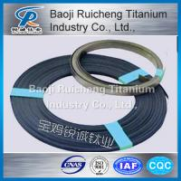 Wholesale Titanium anode for MMO cathode protection from china suppliers