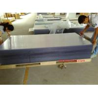 Wholesale 70LPI PET 0.9MM 60X80CM Lenticular Plastic lens for 3d lenticular printing by injekt print and UV offset print from china suppliers