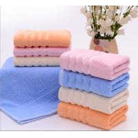 Wholesale Cheap modern dobby 450GSM cotton terry face towels for sale from china suppliers