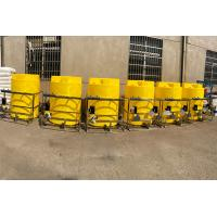 China 220 Gallon Commercial Chemical Dosing Tank For Closed Loop Chilled Water Circulation Piping System on sale