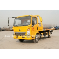 Wholesale Good quality SINOTRUK flatbed tow truck wrecker china factory supply sale from china suppliers