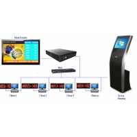 Wholesale Electronic Wireless Multimedia Touch Screen Token Machine For Hospital from china suppliers