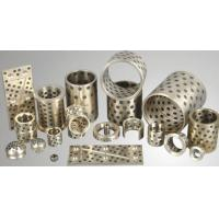 Wholesale Solid Bronze Bearing,Plain Sliding Bearing,Oilless Bearing from china suppliers