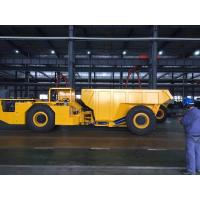 Wholesale Diesel Centrally Articulated Low Profile Dump Truck 12tn For Underground Mining from china suppliers