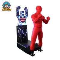 Buy cheap Simulated Hammer Game Machine , Fun Arcade Machines Coin Operated from wholesalers