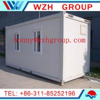 Wholesale 20 feet flat pack container house for office from china suppliers