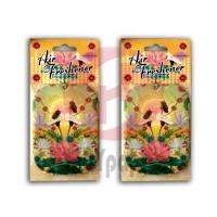 Buy cheap 2mm Cotton Paper, CMYK on 2 Side Customized Hanging Paper Air Freshener For Car from wholesalers