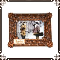 Wholesale picture photo frames, wood-like picture frames, resin photo frames A0388E from china suppliers