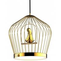 Wholesale Classical / Contemporary Bird Cage Round Pendant Light For Living Room from china suppliers