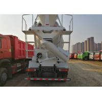Wholesale Sinotruk Howo7 10M3 6x4 Euro2 336hp 371hp Concrete Mixer Tank Truck 10 Wheel from china suppliers