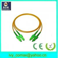 Wholesale SC/APC SC/APC duplex sm fiber optic patch cord from china suppliers