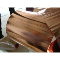 High Flexibility Pure Copper Foil Sheet Roll For