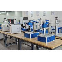 Wholesale Wood / Paper CO2 Laser Marking Machine 10600nm 30w High Reliability from china suppliers