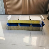 Buy cheap PU glass wool Fireproof Shipping Container Insulation Panels from wholesalers