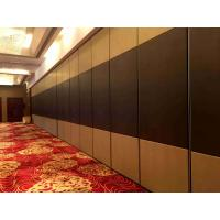 Quality Vinyl Finish Movable Partition Wall Heavy Duty  Polyester Powder Coating for sale