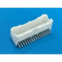 China Right Angle DIP 20 Pins PCB Stacking Electrical Connectors for AWG#18-22 Applicable Wire wholesale