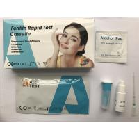 Buy cheap High Quilified Ferritin Rapid Diagnostic Test Cassette in Whole Blood from wholesalers