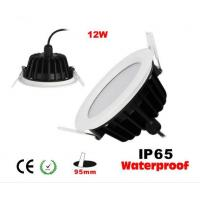 Wholesale 3 inch 9W 12W Round and square IP65 LED downlight for bathroom outdoor light from china suppliers