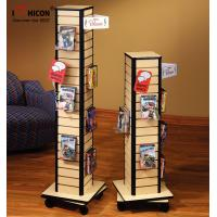 Grab attention slatwall display stands pop greeting card display all displays are customized no stock price is up to your needs and qty m4hsunfo