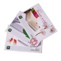 Wholesale 120, 157, 200 GSM coated / glossy pape Advertising 4C Booklet, Colour Brochure Printing from china suppliers