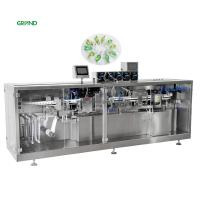Wholesale 10ml 14ml Plastic Bottle Filling Sealing Packaging Machine from china suppliers