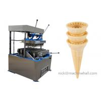 Buy cheap WAFER ICE CREAM CONE MACHINE 60 MOUILD from wholesalers