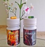 Wholesale Genesis UltraSlim Gold Weight Loss diet pills Genesis Ultra Slim Cleansers Fat Burner capsule from china suppliers