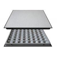 Cold Rolled Steel Grey Anti Static Raised Floor HPL For Data Center