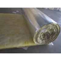 Foil faced glass wool insulation blanket of item 101275895 for Glass fiber blanket insulation