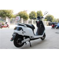 Buy cheap 2 Wheel Electric Road Scooter 50 Km / H Max Speed Environmental Friendly from wholesalers