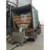 PP Woven Dry Bulk Container Liner Bags With triangle bottom   bulkhead for  PP 76e3fbb005023
