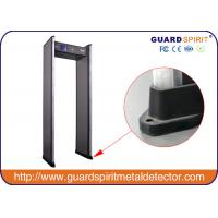 Wholesale High Sensitivity Walk Through Multi Zone Metal Detector LED Light Alarm from china suppliers