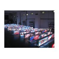 Outdoor Full Color Taxi LED Display PH5 with 12288 Pixels Each Side