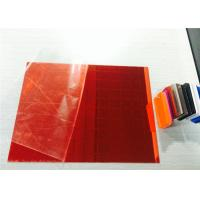 Wholesale Red large Bending acrylic mirror sheet 4mm for Decorative profiles from china suppliers