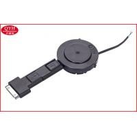 Wholesale USB 2.0 to 30 pin 3 In 1 Retractable USB Cable flat PVC sync data cord from china suppliers