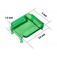 Wholesale Green Cover For Cube 2X2 LED Lights Vehicle Accessories For 12V jeep Trucks from china suppliers