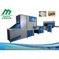 Buy cheap Pillow Filling Machine With Polyester Fiber Short Fiber /  Fiber Stuffing Machine from wholesalers