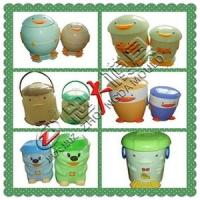 Wholesale plastic trash can mould 004 from china suppliers