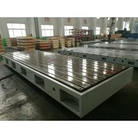 Wholesale cast iron test table from china suppliers