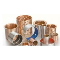 Wholesale Tin Plating  Bronze Gleitlager Du Ptfe Teflon Layer Size Steel Sleeve Bushing from china suppliers