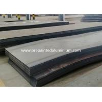 China High Strength Hot Rolled Steel For Ship / Bridge / Building 20mm Thickness on sale