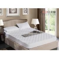 Wholesale King Size Mattress Protector Cover , Waterproof Mattress Protector ZB-MP-01 from china suppliers