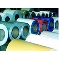 610mm CID RAL Color Prepainted Galvanized Steel Coils 0.15mm - 1.50mm Thickness