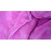 Wholesale Waterproof Double Side Woven Printed Coral Fleece Fabric For Pajamas from china suppliers