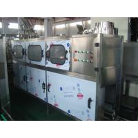 Wholesale 3 / 5 gallon / 20L bottle water washing filling capping equipment / plant / machine / system / line from china suppliers