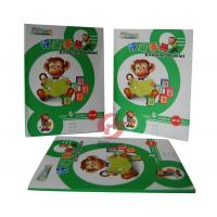 Wholesale 250gsm art paper Custom Color Childrens Book Printing with Film laminated coating cover from china suppliers