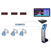 Wholesale High Brightness QMS Service Center Queue Ticketing System from china suppliers